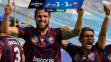 Atlante deja en el camino a Celaya y avanza a semifinales