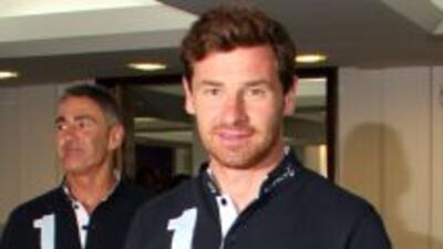 André Villas Boas, nuevo entrenador del Oporto