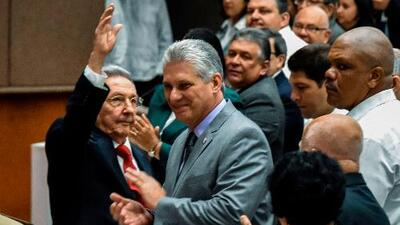 Fin a la era de los Castro en Cuba: la Asamblea propone a Díaz-Canel como sucesor de Raúl