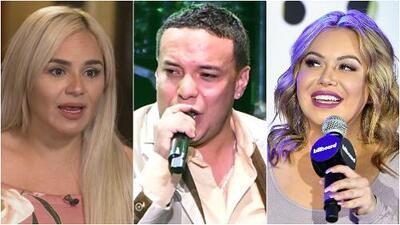 Chiquis Rivera asegura que Lorenzo Méndez le pidió perdón por los insultos de su ex Claudia Galván