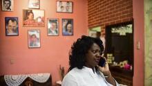 Liberan a la líder de las Damas de Blanco Berta Soler tras varias horas detenida