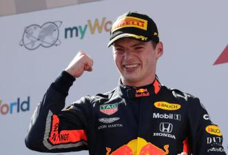 El gran día de Max Verstappen, ganador del Gran Premio de Austria en Fórmula 1
