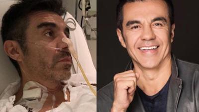 Adrián Uribe agradece estar vivo tras un año de haber estado en peligro