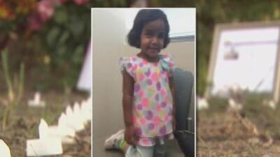 Policía investiga si cuerpo encontrado correspondeal dela pequeña Sherin Mathews