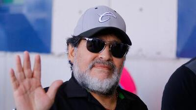 'Pelusa emotiva': Así fue la carta de despedida de Maradona como DT de Dorados