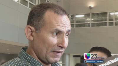 José Daniel Ferrer pisa Miami en su primer viaje fuera de Cuba