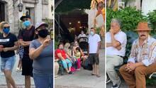 """""""Ya era mucho encierro"""": Comerciantes celebran la reapertura de California tras cierres por coronavirus"""
