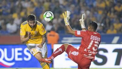 André-Pierre Gignac entra al Top 10 de goleadores en Liguilla
