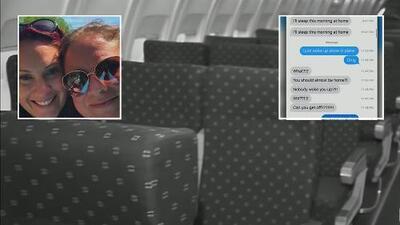 Se quedó dormida y abandonada en el avión: el terrible susto que se llevó una pasajera en Canadá