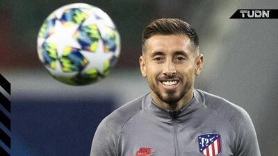 Héctor Herrera se dijo contento por alcanzar su partido 50 en Europa