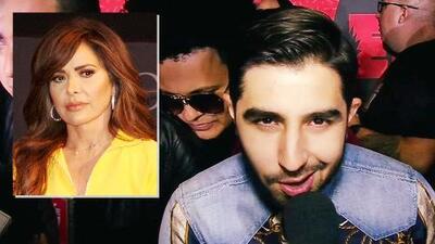 ¿Enamorado de Gloria Trevi? Joss Favela revela por qué le encanta trabajar con la cantante