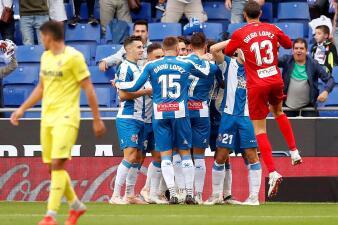 En fotos: Miguel Layún no pudo evitar la derrota del Villarreal contra el Espanyol