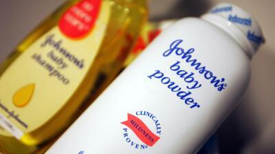 Otra demanda por el talco de  Johnson & Johnson