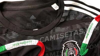 Se filtró la playera de la Selección de México para el 2019