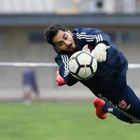 Johnny Herrera, arquero de Universidad de Chile, podría continuar su carrera en la MLS