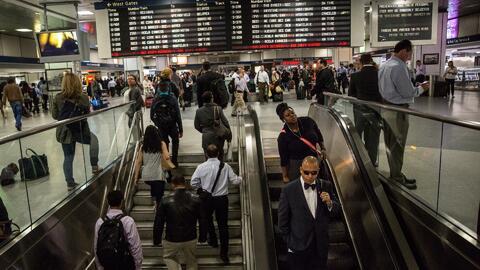 'Nueva York en un Minuto': MTA anuncia cambios por reparaciones durante el 'verano de infierno' en Penn Station