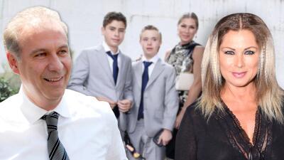 A Leticia Calderón no le preocupa la economía de los hijos que tuvo con Juan Collado tras el millonario embargo