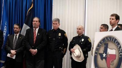 Narcotráfico recibe un duro golpe en el centro de Texas