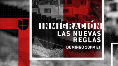 """UNIVISION TOWN HALL: """"Immigration: The New Rules"""""""