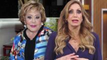 Lili aplaude la reacción de Silvia Pinal a las acusaciones de Frida Sofía contra Enrique Guzmán