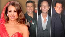 Jaime Camil, Erik Rubín y otros famosos que fueron novios de Thalía