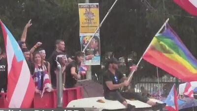 Artistas boricuas se unen al reclamo de renuncia de Rosselló