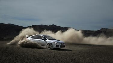 Prueba: Subaru WRX STi 2021, se mantiene fiel a sus raíces