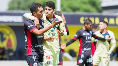 ¿Apuesta fallida? Miguel Herrera fichó a Carlos Vargas pero ya juega en la sub-20 de América