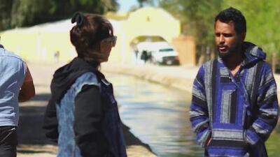 Activistas denuncian ataques, acoso, detenciones y deportaciones por apoyar las caravanas