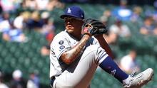 Julio Urías brilla en victoria de Dodgers sobre Mariners