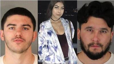 Arrestan a dos sospechosos en conexión con la desaparición y presunta muerte de adolescente de Moreno Valley