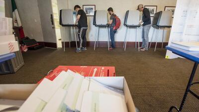 Primarias en California: resultados definitivos