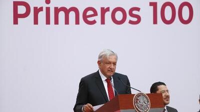 Tras 100 días en el poder y según encuestas, estas son las acciones de AMLO que más avalan los mexicanos