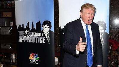 ¿Estaba Donald Trump en 'The Celebrity Apprentice' cuando murió Bin Laden?