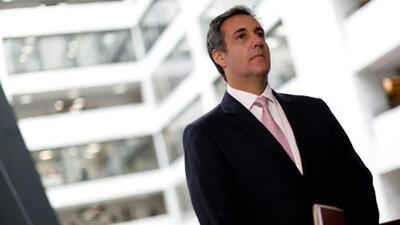 Quién es Michael Cohen, el abogado personal y brazo derecho de Trump cuya oficina fue allanada por el FBI