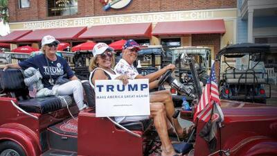 Could Florida's white retirees tip the scales for Trump?