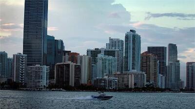 Se esperan lluvias con posibilidad de descargas eléctricas para este sábado en Miami