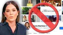 """""""Mi cuenta de Facebook ha sido hackeada"""": Karla Martínez advierte a sus seguidores"""