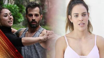 """""""Pase lo que pase"""": Mike Bahía y Sara Corrales están listos para dejar Mira Quién Baila"""
