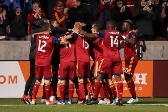 En fotos: Atlanta United cayó de nuevo fuera de casa, ahora con Real Salt Lake