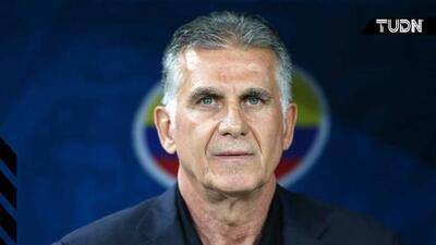 Queiroz niega pacto con James para no convocarlo con Colombia