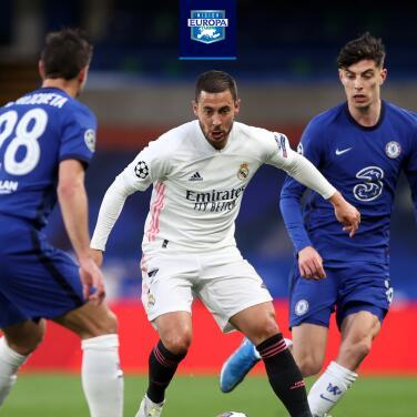 ¿Qué opina la afición del Real Madrid de la eliminación y Hazard?