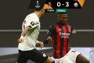 Lille termina con la racha de 24 partidos sin derrota del AC Milan