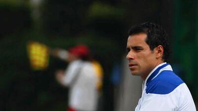 Enrique Meza Jr. debutó como entrenador en Copa Libertadores