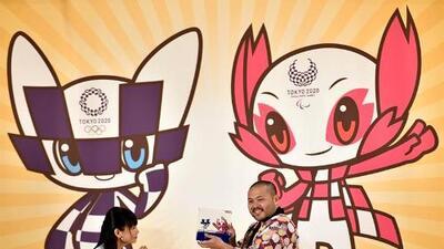 Conoce a las mascotas de Tokio 2020, dos superhéroes futuristas