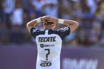 Atlético de San Luis vs Monterrey, en imágenes