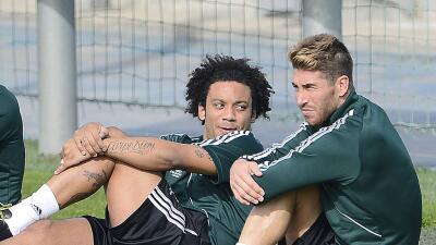 Marc Anthony manejará la imagen de Sergio Ramos y Marcelo
