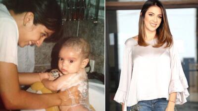 """""""Hace 15 años mi vida cambió"""": Maity Interiano celebra el cumpleaños de su hermanita"""