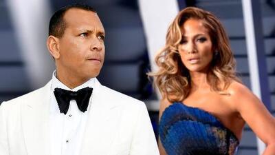 Ex modelo de Playboy asegura que hace poco A-Rod le rogó por un trío sexual (sin Jennifer López)