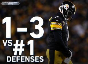 Estadísticas alucinantes de la Ronda Divisional de los Playoffs
